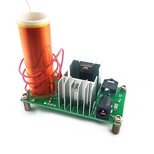 Rokoo Mini Spule Plasma Lautsprecher Elektronische Kit 15 Watt DIY Kits