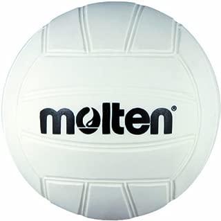 Molten Mini Volleyball, 12-pack (White, 4-Inch Diameter)