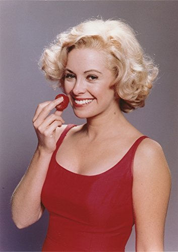Catherine Hicks in a Red Tank Top Photo Print (8 x 10)