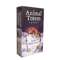 完全英語版のタロットデッキとEGuideブックEinstructionカードゲーム占い運命予測カードゲーム
