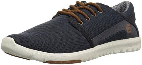 Etnies Herren Scout Sneaker, Blau (470-navy/gold 470), 43 EU(9 UK)
