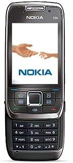 Nokia E66, 3G, Wi-Fi, Black (English)