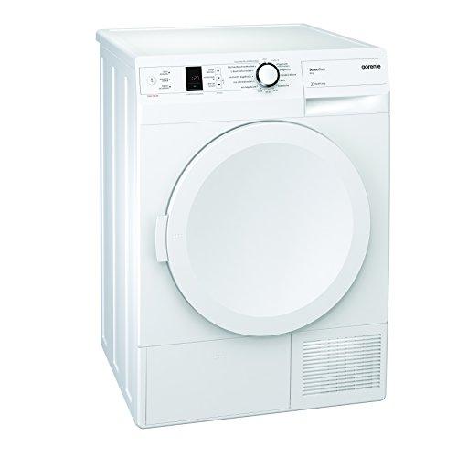 Gorenje D 8560 A++ Kondenstrockner FL / A++ / 8 kg / Wärmepumpentechnologie / Startzeitvorwahl 24 h / Knitterschutz
