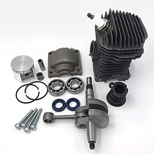 Kit de reconstrucción de motor de pistón de cilindro de 42,5 mm para motosierra STIHL 025 MS250 023 MS230 MS 230 250 1123 020 1209