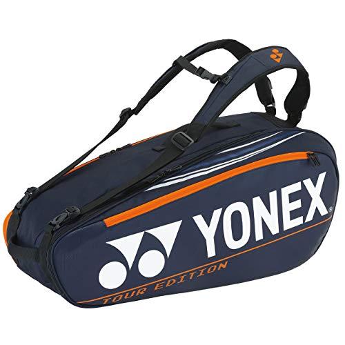 ヨネックス(YONEX) バドミントン ラケットバッグ6 PRO series テニス6本用 ダークネイビー BAG2002R 76×28×34(cm)