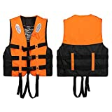 Best Life Jackets - GRELANT Professional Life Jacket Kids Adults Reflective Adjustable Review
