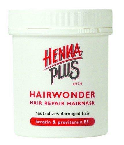 Hennaplus 35003 Hairwonder Hairmask, 200ml