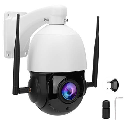 Cámara Digital, cámara de Seguridad, IP66, visión Nocturna a Prueba de Agua, 100-240V, 4G, 1080P, Sistema de Monitor de Seguridad HD para el hogar al Aire Libre(#1)