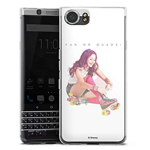 DeinDesign BlackBerry KeyOne Silikon Hülle Case Schutzhülle Soy Luna Merchandise Fanartikel Disney