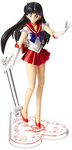 Bandai Tamashii Nations S.H.Figuarts Super Sailor Mars 'Sailor Moon Super S' Action Figure