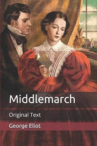 Middlemarch: Original Text