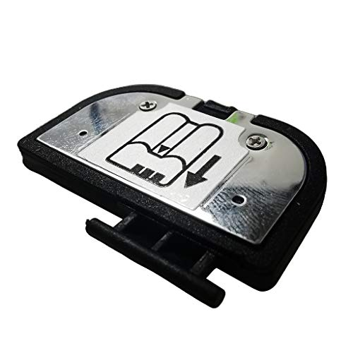 Battery Door Cover Lid Cap Unit Fits for Nikon D200 D300 D300S D700 Cameras - Black