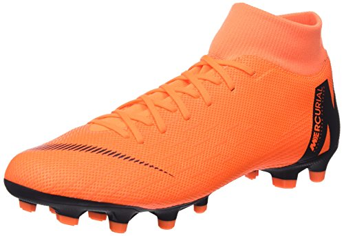 Nike Superfly 6 Academy MG, Scarpe da Fitness Unisex-Adulto, Arancione (Total Orange/White-t 810), 39 EU
