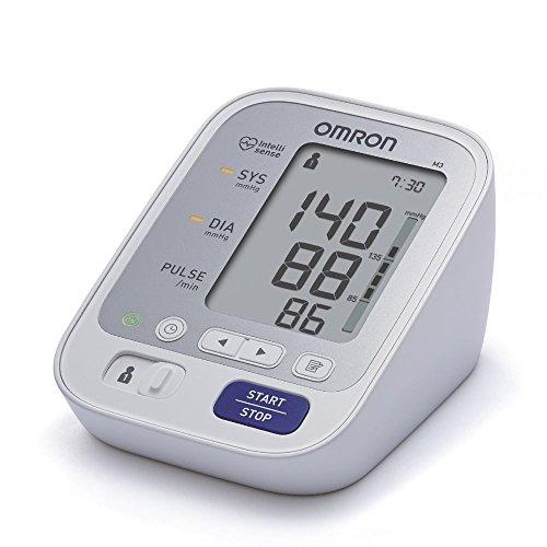 Price comparison product image Omron M3 Digital Automatic LED Intellisense Upper Arm Blood Pressure Monitor BPM