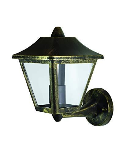 LEDVANCE LED Wand- und Deckenleuchte, Leuchte für Außenanwendungen, Sockel E27, Endura Classic Trad Up