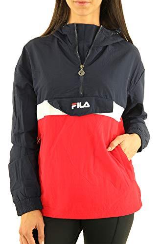 Fila AW19 - Fila 687275 Women Pavlina Anorak - Black Iris, X-Small