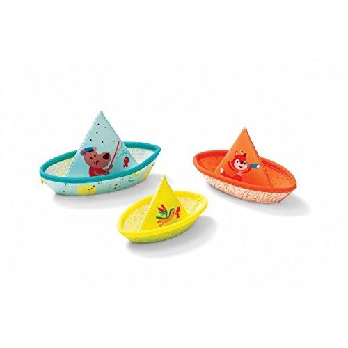 LILLIPUTIENS 86772 3 kleine Boote