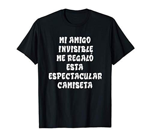 Mi Amigo Invisible Me Regaló Esta Espectacular Camiseta