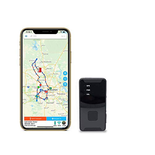 GPS Tracker - Optimus 2.0 - 4G LTE Tracking Device for Cars, Vehicles, People, Equipment