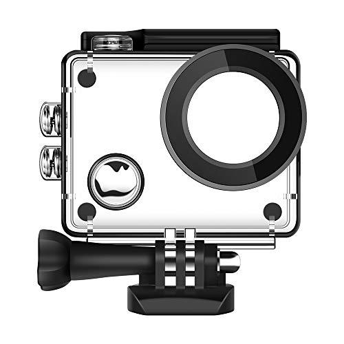 Crosstour Action Camera Custodia impermeabile per CT7000 CT8500 CT9000 (WP10)
