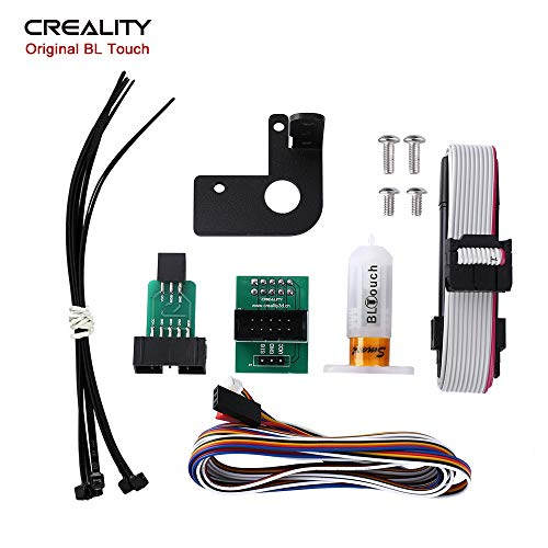 Sovol Genuine Creality BL Touch - Kit de sensor de nivelación de cama para impresora 3D Ender-3 /Ender-3 Pro/CR-10 con placa base Creality V1