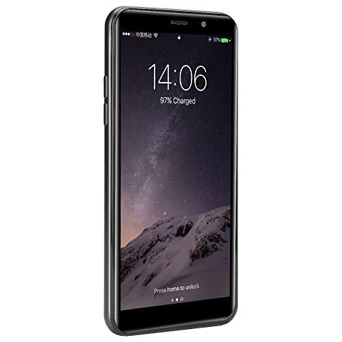 5.5 '' smartphone HD 18: 9 LCD-resolutie 1080x720 scherm kleurrijke achterkant dubbele kaart dubbele stand-by mobiele telefoon met 1 + 16G geheugen, ontgrendelen met vingerafdruk / gezichtsherkenning (EU)