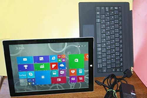 マイクロソフト Surface Pro 3 サーフェス プロ(Core i5/256GB) 単体モデル Windowsタブレット PS2-00016 (シルバー)