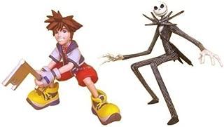 Kingdom Hearts ~ Sora with Jack Skellington