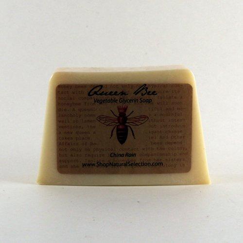 Queen Bee Vegetable Glycerin Soap China Rain
