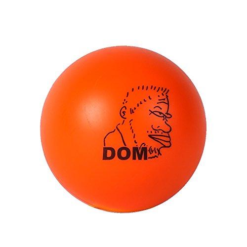 Dom Bike Polo Ball, Pack of 2, Orange