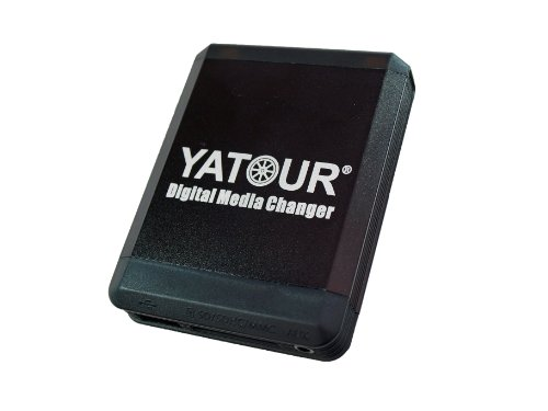 Yatour YT-M07-OPL-BT USB SD kompatibel mit iPhone, iPod iPad AUX Adapter Bluetooth für Opel CD30 / CD300 Radios, MP3 CD