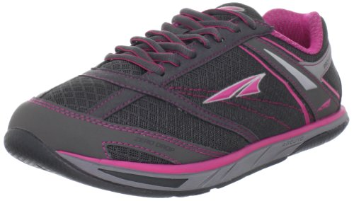 ALTRA Women's PROVISIONESS-W, Charcoal/Magenta, 5.5 M US