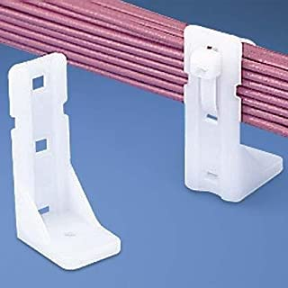 PANDUIT PP2S-S10-C PAN-POLE STANDOFF CABLE TIE MOUNT by Panduit