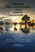 Thirukkural / Thirukkural Science and Psychological claims