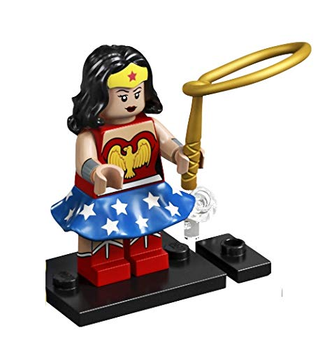 LEGO - Minifigs - DC Collectibles - colsh-2 - Wonder Woman (71026).