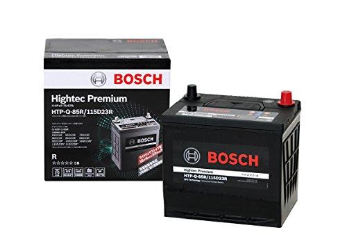 BOSCH (ボッシュ)ハイテックプレミアム 国産車 アイドリングストップ車/充電制御車/標準車 バッテリー HTP-Q-85R/115D23R