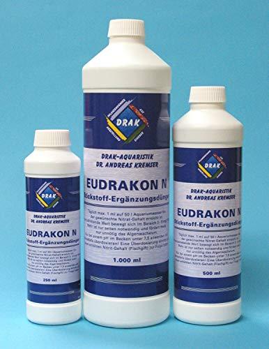 DRAK-Aquaristik Eudrakon N - Stickstoffdünger-Lösung Größe 1,0 Liter