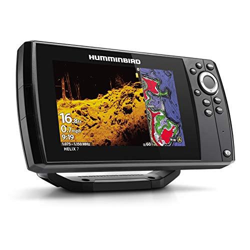 Humminbird 410940-1 HELIX 7 CHIRP MDI (MEGA Down Imaging) GPS G3 Fish Finder
