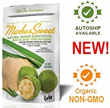 MarkusSweet: Natural Sugar Substitute
