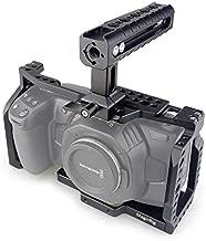 MAGICRIG BMPCC 4K /6K Camera Cage with NATO Handle for Blackmagic Design Pocket Cinema Camera 4K /Camera 6K