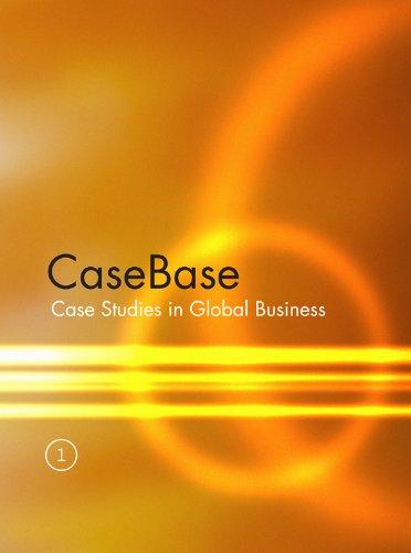 Casebase: Case Studies in Global Business: 1