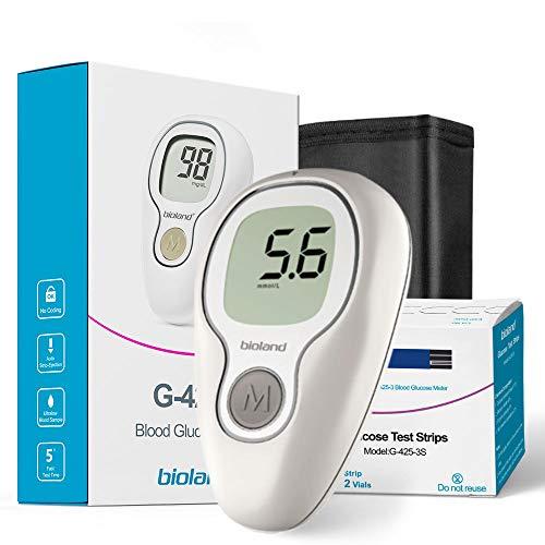 kit per test del diabete Bioland G-425-3,...