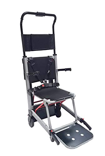 MS3C, MS3C-300TSB Battery Powered Stair Evacuation / Stair Assist Chair, SHIPS SAME DAY
