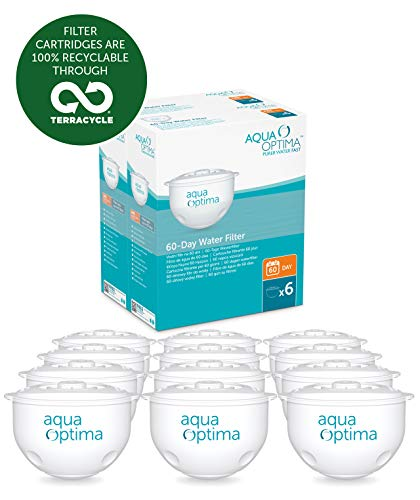 Aqua Optima SWP563 30 dagen waterfilter 3-pack,