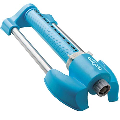 Brizer Oscillating Lawn Sprinkler, Waters 3,000 ft. of Lawn...