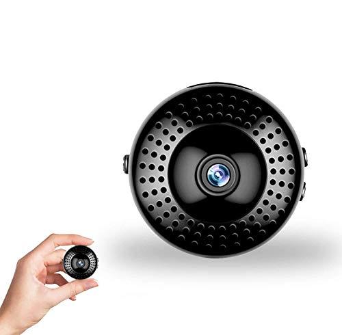 Spy Camera, WiFi Hidden Camera Spy Cam, Small Wireless Home Security...