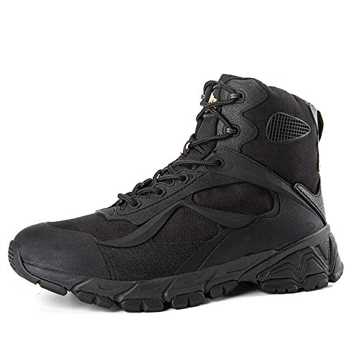 Willsky Calzado de senderismo para hombres, zapatos para caminar ligeros Botas de...