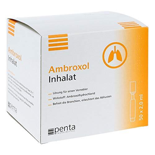 AMBROXOL Inhalat Lösung für einen Vernebler 50X2 ml