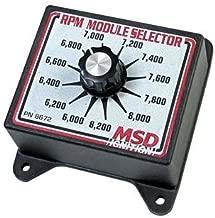 MSD 8672 RPM Module Selector