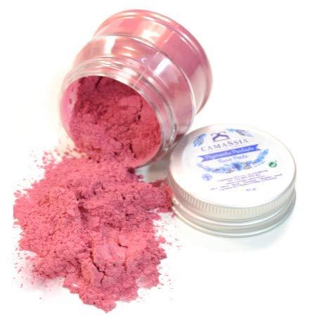 Pigmento perlado en polvo Rosa perla (Mica)